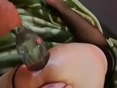 Turkish CD Ayse Bottle Anal Drilled (13.09.2018)