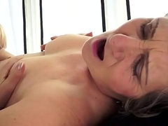 Hairy gilf gets rimmed with the addition of pussylicked