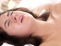 Teeny Lovers - Non-native morning lovemaking Katty West