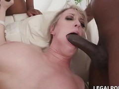 Dee Williams acquires Tripe Deep Anal, DAP, Gapes up Buttrose
