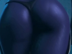 Hard-core Huge Cock Organism Going to bed Sexy Anime Unreserved