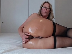 BBC Ass fucking Double Penetration Camgirl Jess Ryan