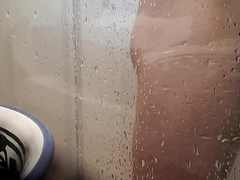 Spying not susceptible my stepfather more his shower part2