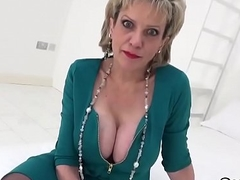 Cheating uk milf lassie sonia shows will not hear of heavy balloons